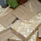 Natural Soap Oatmeal 3 bars