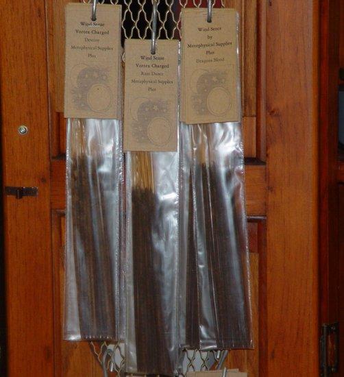 Wind Sense Vortex Charged Incense Nag Champa