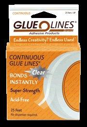 Continuous Glue Lines