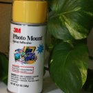 Photo Mount Spray Adhesive