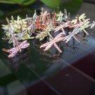 Metallic Dragonfly Brads
