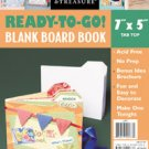 Ready-To-Go Blank Board Book - Tab Top
