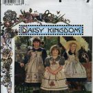 Simplicity Pattern 9458 - Daisy Kingdom Dress & Pinafore - Size 5-8