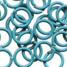Turquoise Jump Rings - Junkitz