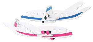 Airplanes Die Cuts - Jolee's By You