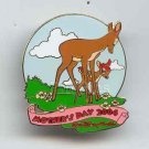 Disney pins: Mother's Day 2004 - Bambi