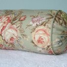 RALPH LAUREN CUSTOM 14X6 CHARLOTTE BOLSTER PILLOW
