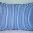 RALPH LAUREN CUSTOM DRIVER STRIPE 12X16 ACCENT PILLOW
