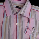 Paul Smith Shirt 16 Mens Dress shirt Stripe