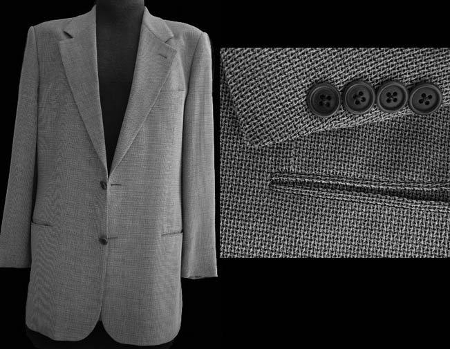 HUGO BOSS Blazer Sportcoat 42 Ing Loro Piana mens SB B