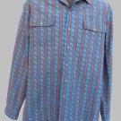 VTG 60s Polo Ralph Lauren Shirt LS Vtg white label XL two Pockets