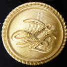 Buttons Replacement for Ralph Lauren Blazer Gold tone metal RL initials Set of 13