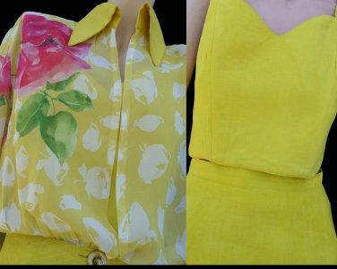 TOKYO YAMATO � JAPAN women's clothing women's suit set  Stunning 3 piece outfit  38  US 8