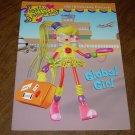BETTY SPAGHETTY-GLOBAL GIRL COLORING BOOK