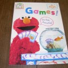 ELMO'S WORLD COLORING BOOK NEW!!!