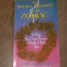 THE SECRET MESSAGE OF THE ZODIAC-TROY LAWRENCE