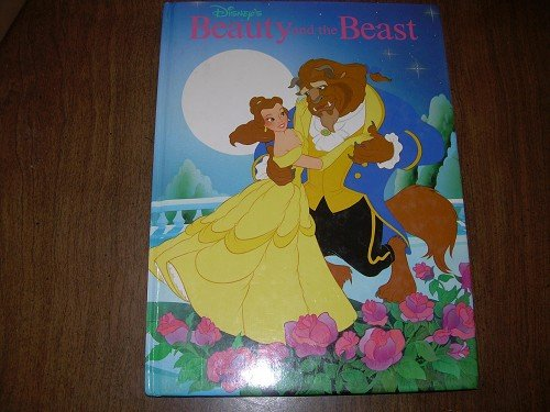 BEAUTY AND THE BEAST-HARDCOVER BOOK