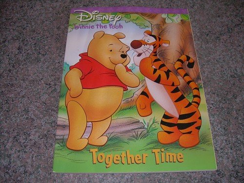 WINNIE THE POOH-TOGETHER TIME COLORING/ACTIVITY BOOK