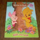 HIDE-AND-SEEK-WINNIE THE POOH COLORING BOOK