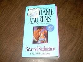 BEYOND SEDUCTION by Stephanie Laurens A bastion club novel