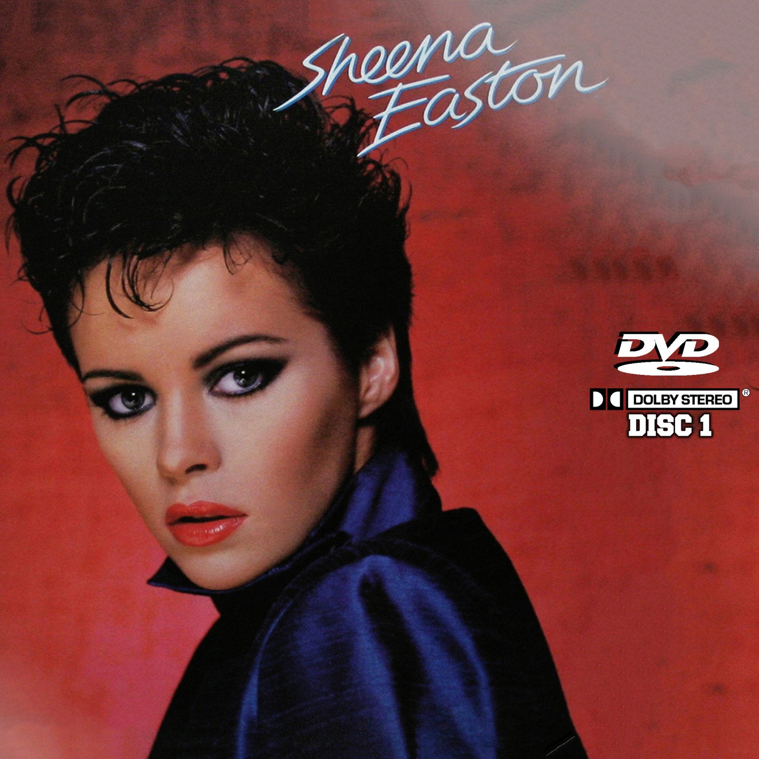 Sheena Easton Music Videos Collection Revised (2 DVD's) 40 Music Videos