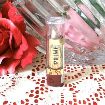 "LA FEMME BEAUTY Prime Collection Long Lasting Frost Lipcolor Lipstick in #S-2 ""Golden Peach"""
