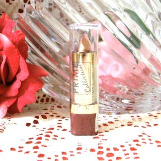 "LA FEMME Frost Lipcolor Lipstick S-4 "" Bronze Apricot """