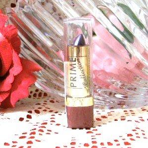 "LA FEMME BEAUTY Prime Collection Long Lasting Creme Lipcolor Lipstick in #S-6 ""Deep Plum Burgundy"""