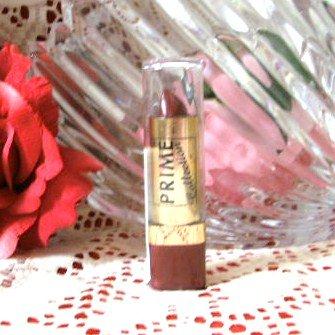 "LA FEMME BEAUTY Prime Collection Long Lasting Creme Lipcolor Lipstick in #S-10 ""Deep Brick Red"""