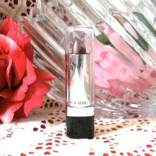 """LA FEMME BEAUTY Silver Collection Pearl Perle Frost Lipcolor Lipstick in #LF-31 """"Dark Cocoa Nude"""""""