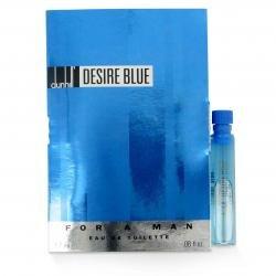 Desire Blue Cologne by Alfred Dunhill  Eau de Toilette Vial Sample .06 oz