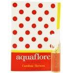 Aquaflore by Carolina Herrera .06 oz Eau de Toilette Sample