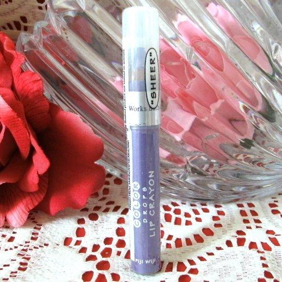 Bath & Body Works Fat Crayon Lipstick 497 FIJI WIJI Sheer Lip Color Crayon