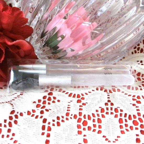 Ulta 3 Piece Makeup Brush Collection