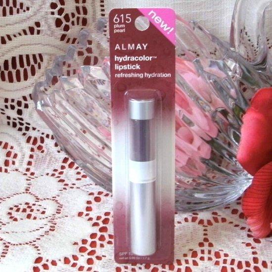 Almay Hydracolor Lipstick 615 Pearl Plum SPF 15