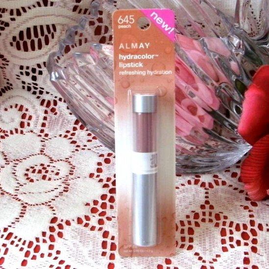 Almay Hydracolor Lipstick 645 Peach SPF 15