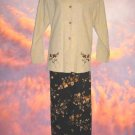 Gorgeous Dress & Jacket By Blair Boutique. Sz L