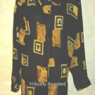 Gorgeous Top by Trendy Looks, Sz 22, NWOT, Bold Abstract