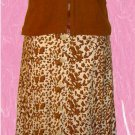 Skirt Set by Marla Kim, Sz Small, NWOT