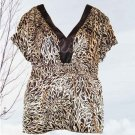 Top Blouse Allison Morgan, Plus Sz 3X Beautiful
