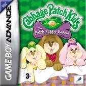 Gameboy Advance  Cabbage Patch Kids Puppy Rescue
