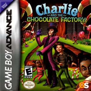 Gameboy Advance  Charlie And The Chocolate Factory