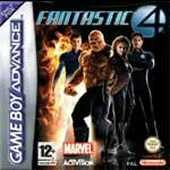 Gameboy Advance   Fantastic Four