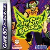Gameboy Advance  Jet Set Radio