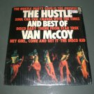 VAN McCOY , THE HUSTLE AND THE BEST OF  ( Funk/Soul Vinyl Record LP )