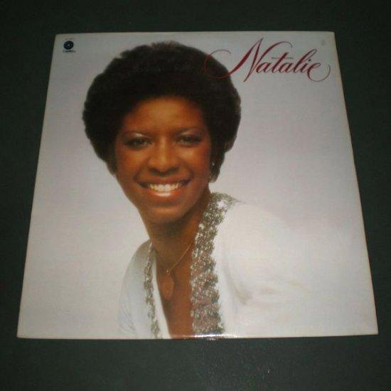 NATALIE COLE , NATALIE ( USA R&B Soul Vinyl Record LP )
