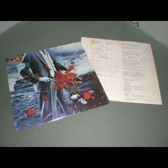 YES - TORMATO ( USA ROCK RARE Vinyl Record LP )