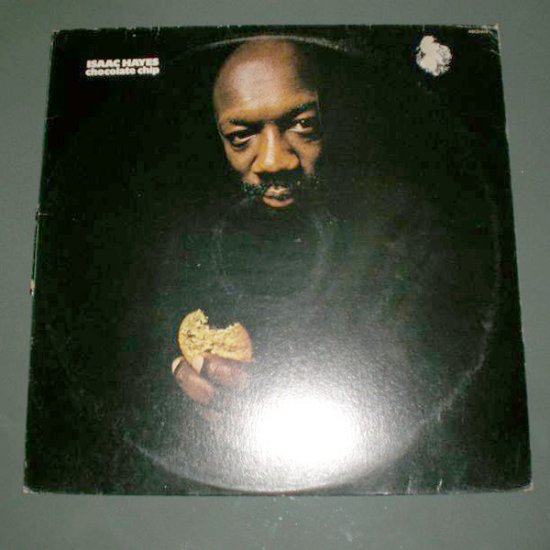 ISAAC HAYES : Chocolate Chip ( US Funk Soul Vinyl Record LP )