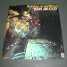 VAN McCOY : RHYTHMS OF THE WORLD ( USA DISCO Vinyl Record LP )