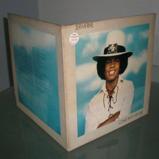 JERMAINE JACKSON : COME INTO MY LIFE ( US Funk Soul Vinyl Record LP )